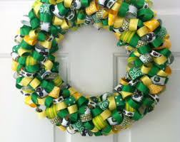 deere ribbon deere decor etsy