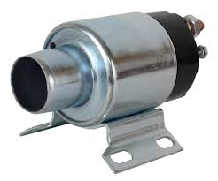 amazon com new starter solenoid fits massey ferguson tractor mf