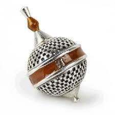 metal dreidel shop all hanukkah dreidels judaica