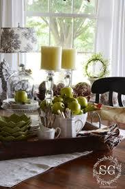 considerable design kitchen table centerpieces ideas color