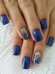 40 blue nail art ideas for creative juice