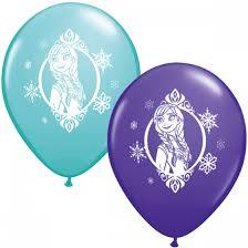 frozen balloons disneys frozen balloons 6ct wally s party factory