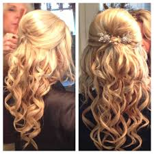 bump with curls hair styles u003c3 pinterest prom prom hair and