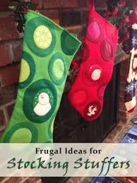 frugal stocking stuffer ideas the happy housewife frugal living