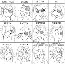 Sex Face Meme - various fish expressions undertale know your meme