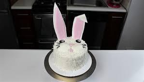 rabbit cake easy rabbit cake chelsweets