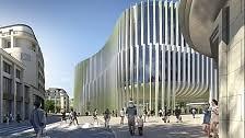 siege social bnp paribas paribas fortis outlines plans for headquarters