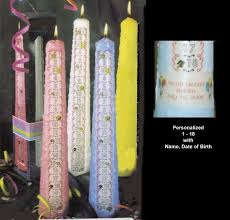 personalized birthday candles birthday candles musical