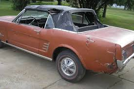 1965 mustang convertible for sale ebay two sided pony 1966 mustang convertible