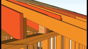 Building A Hip Roof Patio Cover by How To Extend Or Add A Roof Overhang To Building U2013 Remodeling Tips