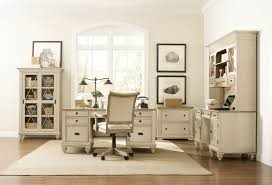 decoration white desk black swivel chairs home office using ikea