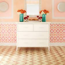 Painted Rug Stencils 143 Best Prepare To Be Floored Images On Pinterest Wood Flooring