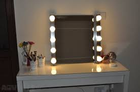 Mirror With Light Hollywood Style Vanity Mirror With Lights For Dressing Table For