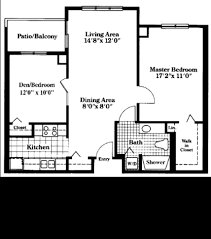 floor plan home applewood in amherst ma senior apartments floor plans