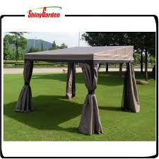 Patio Tent Gazebo by 9x9ft Outdoor Wrought Iron Canopy Tent Gazebo For Sale Buy