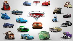 cars characters mater all cars characters pixar cars 2 characters by eliyasster road