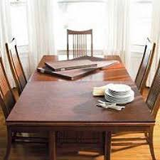 dining table cover pad custom dining room table pads inspiring worthy table pads dining