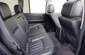 nissan patrol nismo interior nissan patrol station wagon review 1998 2009 parkers