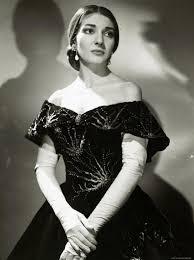 Break Up Letter Read In A Dramatic Voice Maria Callas Wikipedia
