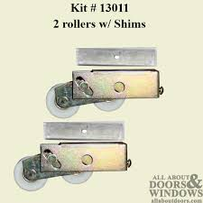 Replacing Patio Door Rollers How To Replace The Rollers On A Great Lakes Window Sliding