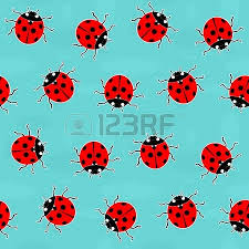 ladybug wrapping paper abstract vector texture for wrapping paper strawberries royalty
