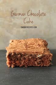 german chocolate cake swanky recipes