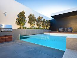 clean fresh pool lines for modern ease eco outdoor pool inspiration