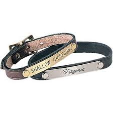 leather with silver bracelet images Stablemate leather bracelet black silver dover saddlery jpg