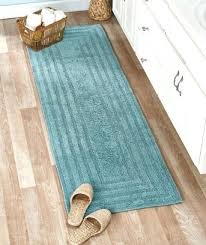 Bathroom Rug Runner Washable Bathroom Runner Mats Engem Me
