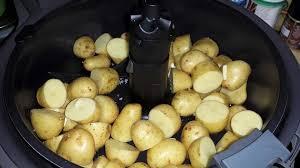 comment cuisiner les pommes de terre grenaille pommes de terre grenailles à l actifry 2 en 1 la cuisine by alex