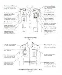 jrotc cadet uniform guide okeechobee high jrotc