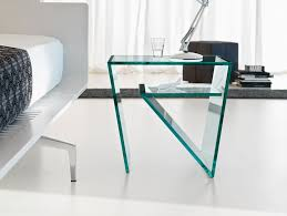 furniture mirrored nightstand cheap with ottoman and cool table