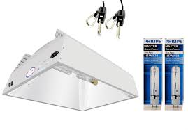 hydro expert series 630 watt ceramic metal halide fixture with