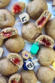chanukah cookies jelly doughnut cookies the monday box
