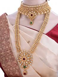 indian wedding necklace sets images Indian wedding jewelry sets for brides ksvhs jewellery jpg