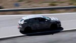 new renault megane all new renault megane caught on camera testing in spain video