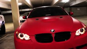 diamond bmw project bmw m3 e92 wrapped in ultra matte red by dbx dbxswag www
