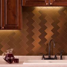 Metal Backsplash Designs At DIY Decor Store - Metal backsplash