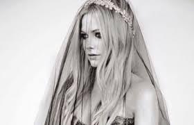 avril lavigne black wedding dress 11 brides who wore unconventional wedding dresses fame10