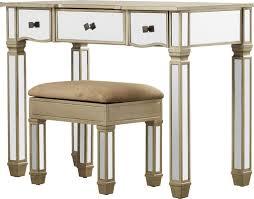 Vanity Tables With Mirror House Of Hampton Vanity Set With Mirror U0026 Reviews Wayfair
