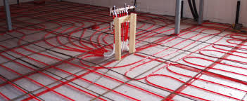 installing carpet radiant heat floors