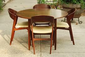 danish modern dining room chairs teak dining room sets impressive mid century danish modern table