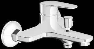 o novo start wall mounted single lever bath u0026 shower mixer
