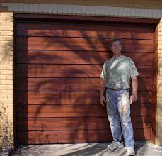 artist interview everything i create paint garage doors to