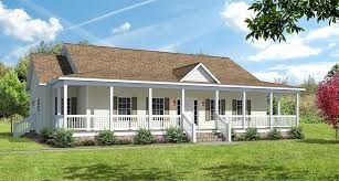 wrap around porch houses for sale covered wrap around porch on ranch the ashton i floor plans