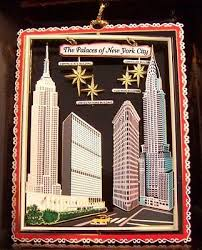 new york city ornaments collection on ebay