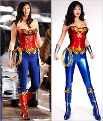 Wonder Woman Costume Wonder Woman U0027s New Costume Better With Red Boots Or Still Needs