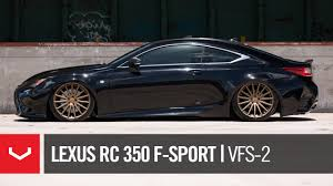 lexus coupe black lexus rc 350 f sport bagged