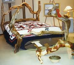 custom log beds by morast originals custommade com