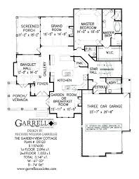 free cottage house plans free house plan garden house plans garden view cottage house plan